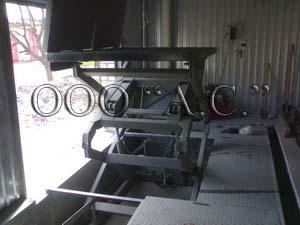 складское оборуование, Подъмная платформа (подъемный стол, ножничный подъемник)
