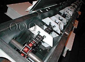 Конвейерное оборудование, цепной конвейер